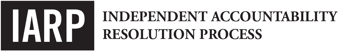 Independent Accountability Resolution Process